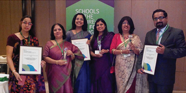 International Schools Award International School Award